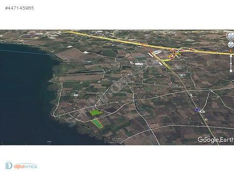 Yeniköy'de Satılık 10.850 m2 Göl Manzaralı Çiftlik...
