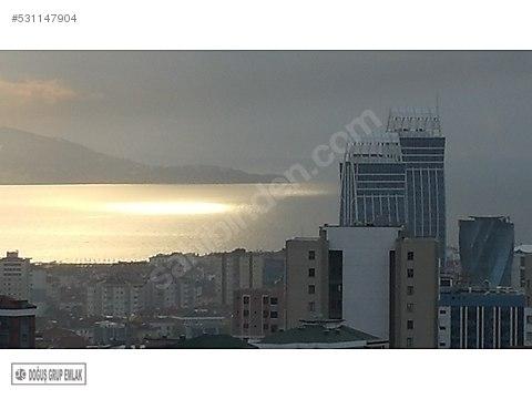 MALTEPE'DE DENİZ ADALAR MANZARALI HAVUZLU KAPALI...