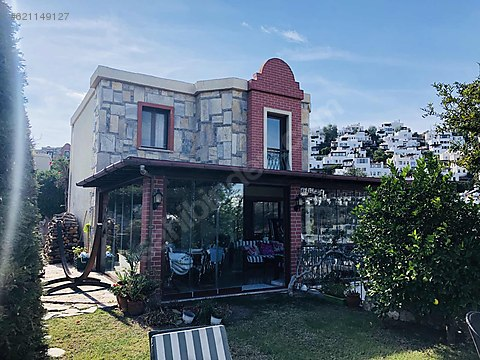 Gündoğan Koyunda Çok Özel Deniz Manzaralı Villa