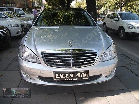 ULUCAN'DAN 2008 MODEL S-320 CDI LONG #236153101