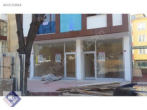 TUZLA İÇMELER Okul karşısı KİRALIK yeni Dükkanlar...