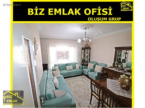 ETLİK MERKEZDE ''4 SALON 1 ODA'' ÇİFT BANYOLU ÖN...