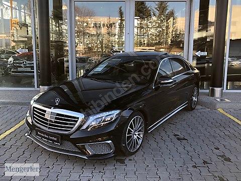Mercedes-Benz Certified-MENGERLER Ankara S 350...