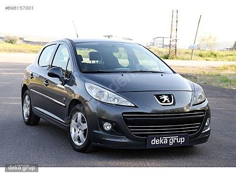 2011 Peugeot 207 1.4 HDI Envy 176.000 KM Makyajlı...