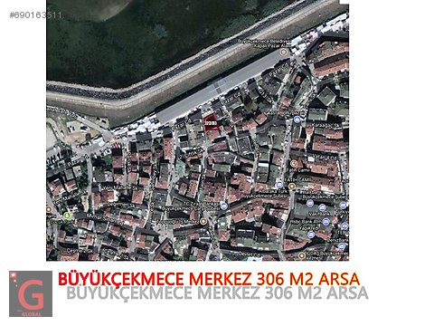 للبيع FOR SALE BÜYÜKÇEKMECE MERKEZ 306M2 4.5 KAT...