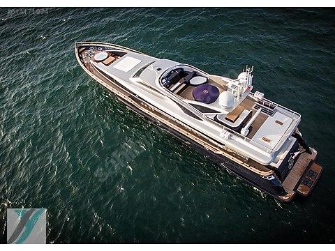 38 metre Lüks Motoryat 2015 model €7,600,000