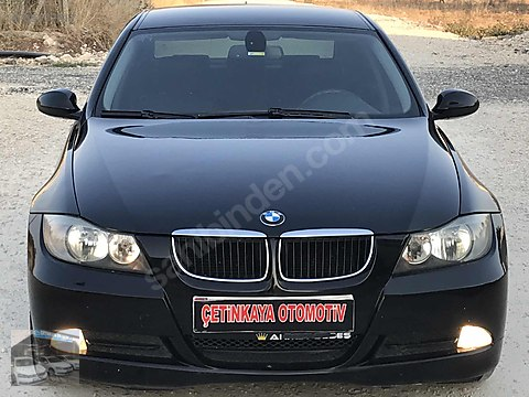 2007 BOYASIZ LPGLİ BMW