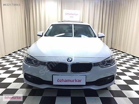 ÖZHAMURKAR-ORJİNAL 2017 BMW 3.18İ PRESTİGE PREMİUM...