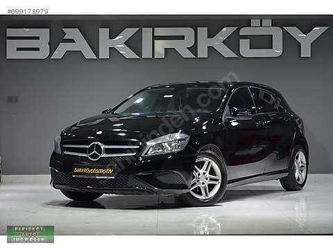 BAKIRKÖY'DEN 2013 MERCEDES-BENZ A180 CDI STYLE...