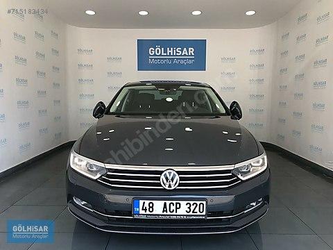 GÖLHİSAR'dan 2015 VW.PASSAT 2.0 TDİ BMT 150HP Highline...