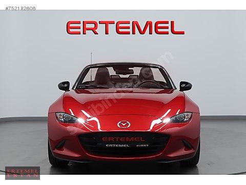 ERTEMELDEN-MX-5 POWER SPORT-BOSE-ISITMA-NAVİGASYON-3.500...