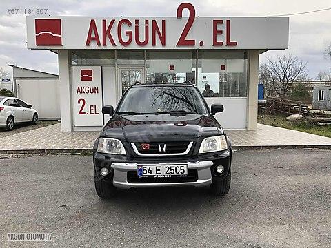 AKGÜN İKİCİEL'DEN 2000 MODEL 2.0 LPG'Lİ HONDA CRV...