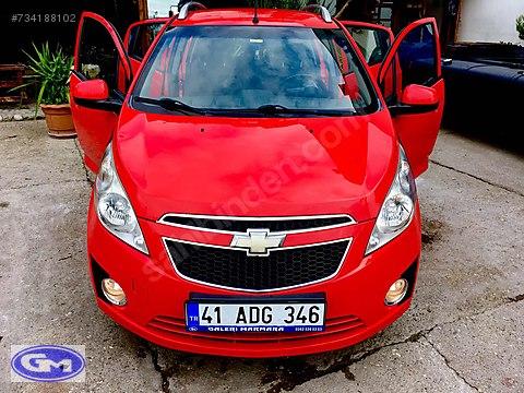 2010 ORJİNAL LPG Lİ Chevrolet 1.2 LS Spark