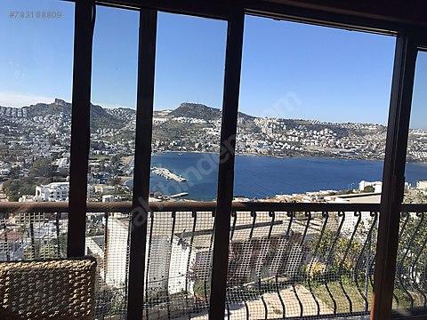 Bodrum Gündoğanda Deniz Manzaralı Satılık Villa