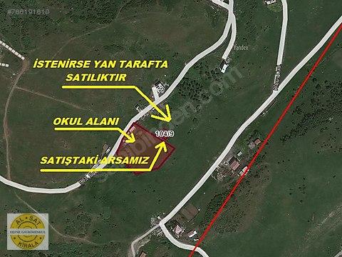 Bülent ATEŞCİ'den 206 m2 104 Ada 9 Parselde Satılık...