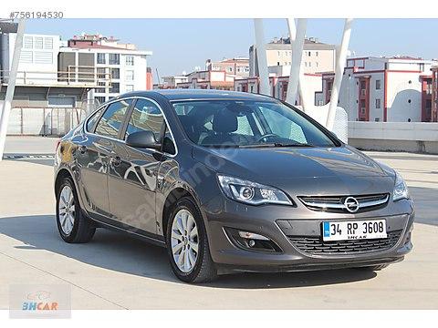 2016 Astra Sedan 1.6 CDTI Start&Stop Elite Otomatik