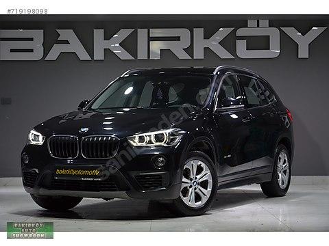 BAKIRKÖY'DEN 2016 BORUSAN BMW X1 1.8İ S DRİVE X-LİNE...