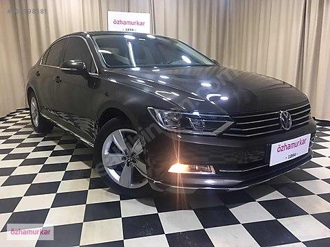 ÖZHAMURKAR-2016 VW PASSAT COMFORTLİNE 1.6 TDI 120...