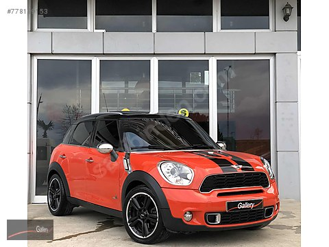 GALLERY'DEN 2012 MİNİ COUNTRYMAN 1.6 ALL4 S 184...