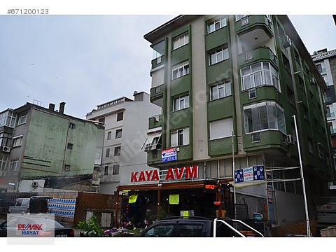 Adatepede 120m2 net 3+36m2 salonlu otoparklı caddeye...