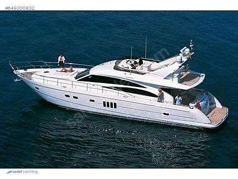 2006 PRINCESS 67 MOTORYAT - ZEDEF YACHTING - 550.000€
