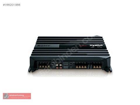 Sony XM-N 1004 4 Kanallı 1000 Watt Oto Amfi #166201866
