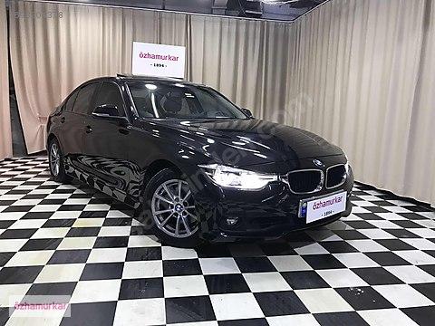 ÖZHAMURKAR-2016 MAKYAJLI BMW 3.20 İ ED 1.6 170...