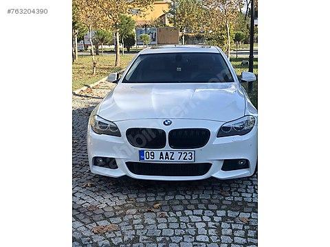 DOĞUŞ AUTODAN HATASIZ BMW 525 xDRİVE