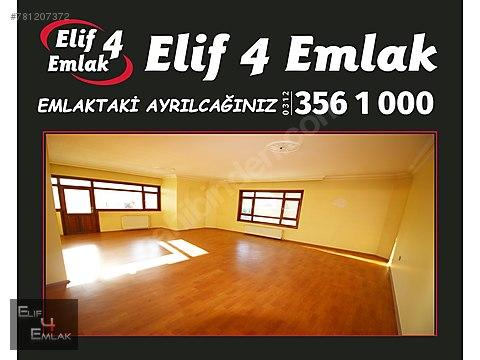 ELİF 4 EMLAK'TAN SUBAYEVLERİ MAH BAĞIMSIZ GENİŞ...