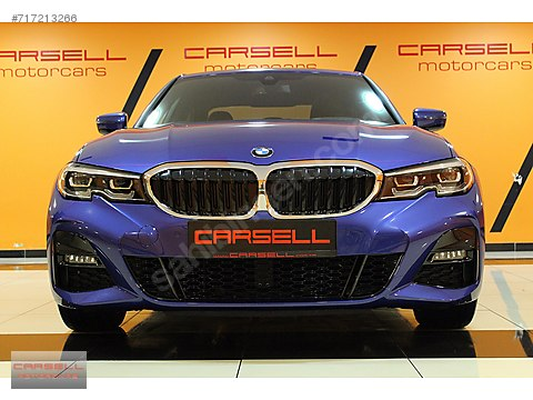 CARSELL 2019 BMW 320 EXECUTİVE MSPORT FİRST EDİTİON...