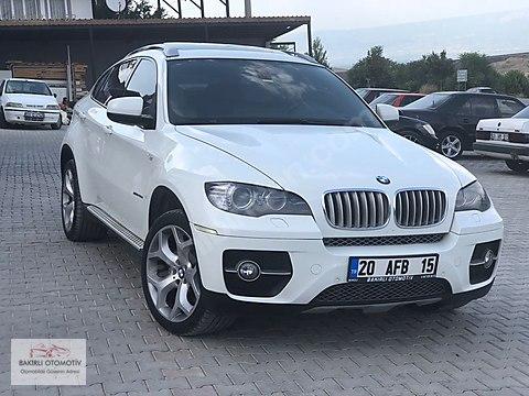 BMW X6 4.0 d xdrive - 2011 MODEL en fulu