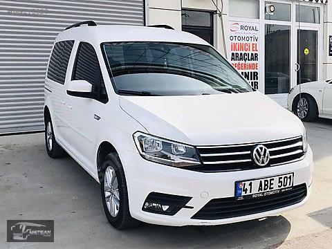 2018 VW CADDY / 2.0 TDi / COMFORTLİNE / OTOMATİK...