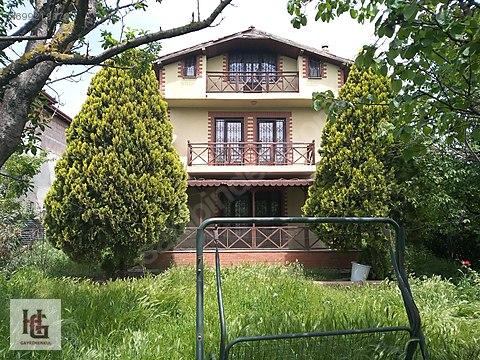 kelepir boylesi yok 960 m2 arsa icinde villa