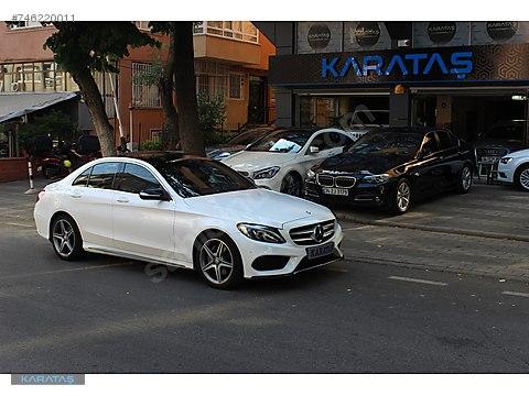 KARATAŞ'tan 2015 MERCEDES C 200d BLUETEC AMG NAVİGASYON