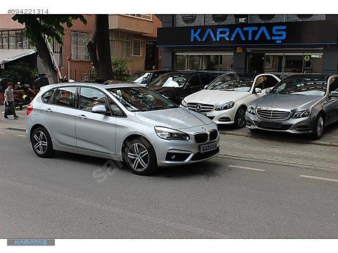 KARATAŞ' tan 2014 BMW 2.18i SPORT LİNE BOYASIZ...