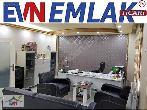 Mobilyalı, Bahçeli ve Full Yapılı 4 bölmeli ofis/...