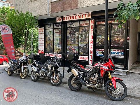 MOTORENTT MOTOSİKLET KİRALAMA FİRMASI ŞİŞLİ