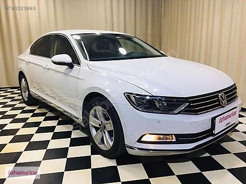 ÖZHAMURKAR-2016 VW PASSAT COMFORTLİNE 1.6 TDI %...