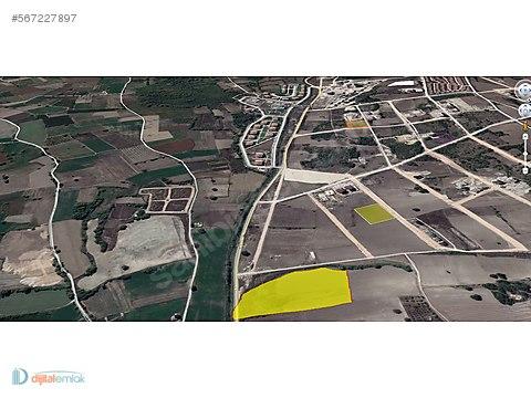 Görükle Mera'da 5 Binlik planda Konut İmarlı Satılık 3.060 m2.ar