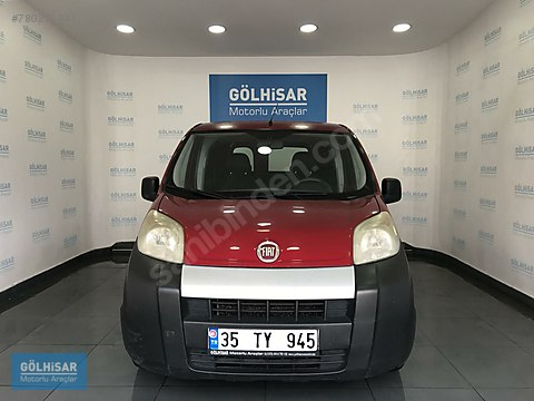 GÖLHİSAR OTO'dan 2008 MODEL FIAT FIORINO 1.3 MULTIJET...
