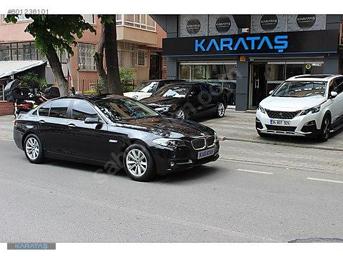 KARATAŞ' tan 2015 BMW 525d xDrive PREMIUM BORUSAN...