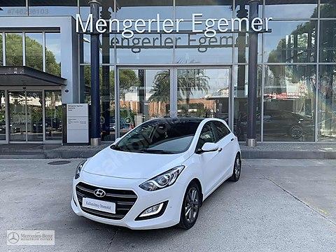 Mengerler Egemer - 2015 Hyundai i30 1.6 CRDI Elite