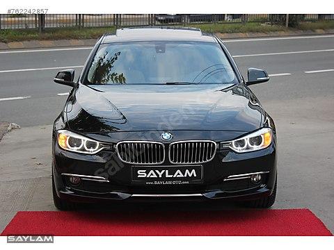 SAYLAM 2013 BMW 3.20İ ED LUXURY-170HP-HAFIZA-K.ISITMA-123KM-FULL
