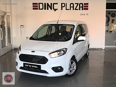 2018 FORD COURIER 1.5 TDCİ 95HP DELUXE 45.000KM...