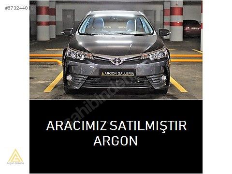 ARGON's ''COROLLA 1.6 OTOMATİK PRİNS LPG 9.500...