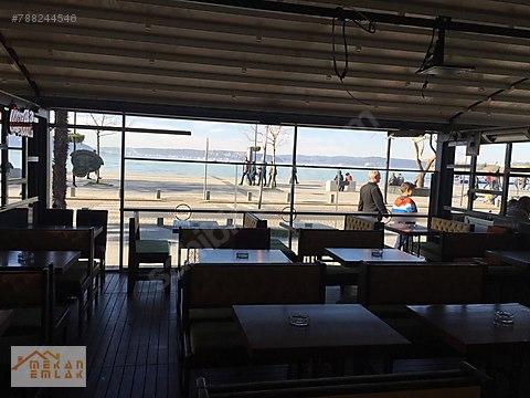 KORDON'DA BOĞAZ MANZARALI İŞLEK NOKTA DEVREN CAFE