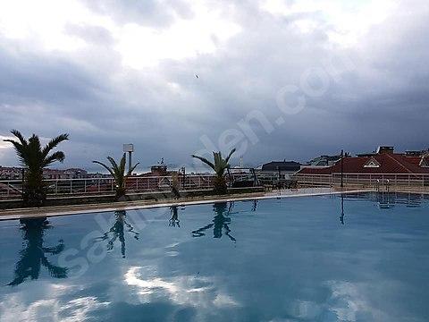 Büyükçekmece Satılık Deniz Manzaralı Luxe Villa...