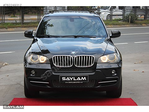 SAYLAM 2009 BMW X5 3.0D XDRIVE 235HP-BAYİ-GENİŞ...