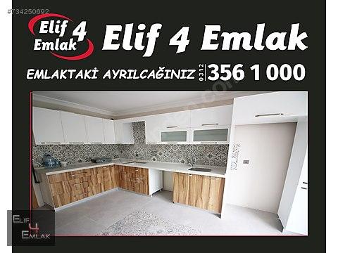 ELİF4'TEN TEPEBAŞI'NDA YENİ BİNA ASANSÖRLÜ KİLERLİ...
