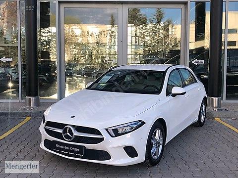 Mercedes-Benz Certified-MENGERLER Ankara 2018 Model...